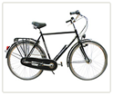 Standaard fietsen